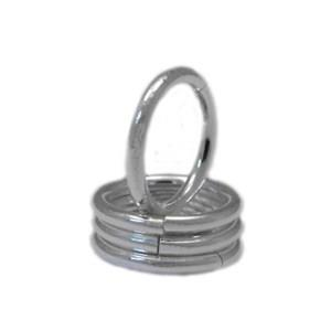 Sterling Jump Split Rings